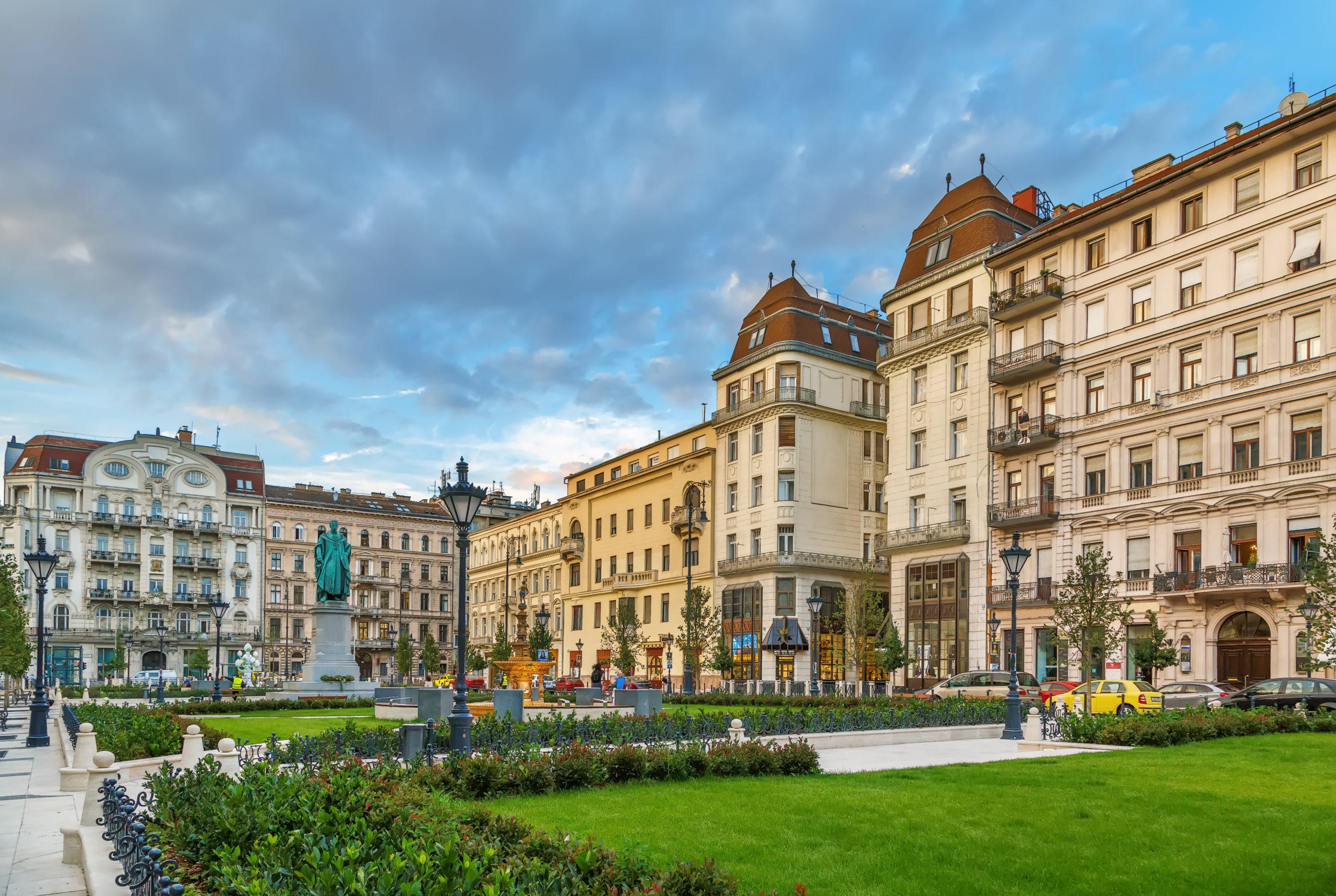 Társasházkezelés és közös képviselet Budapest belvárosi társasházak számára